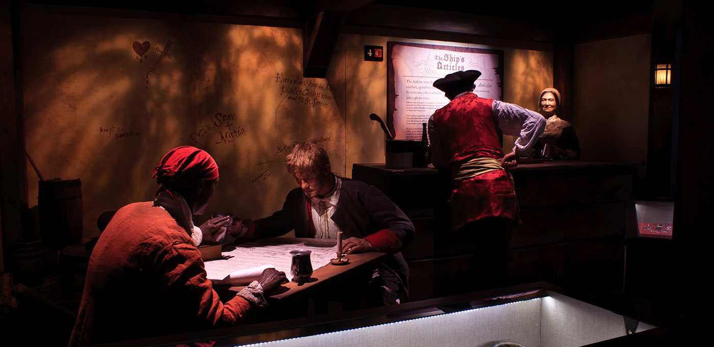Whydah Pirate Museum Cape Cod - Pirate museums in the us